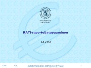 RATI-raportoijatapaaminen