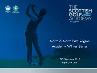 North & North East Region  Academy Winter Series