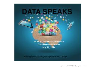 DATA SPEAKS