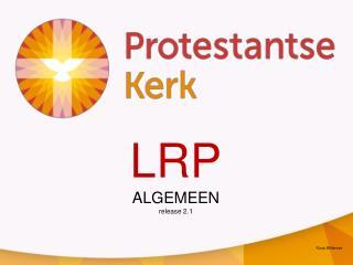 LRP ALGEMEEN release  2.1