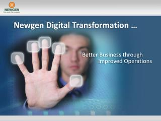 Newgen Digital Transformation …
