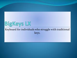 BigKeys  LX