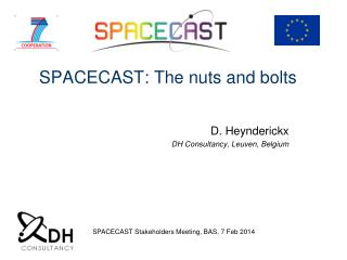 SPACECAST: The nuts and bolts