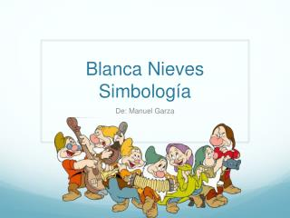 Blanca Nieves Simbología