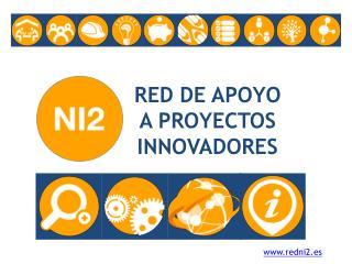 RED DE APOYO A PROYECTOS INNOVADORES