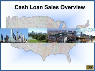 Cash Loan Sales Overview