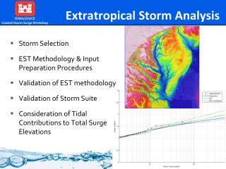 Extratropical  Storm Analysis