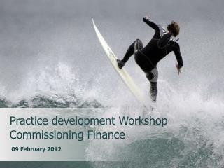 Practice development Workshop