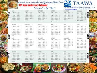 Thai-Australian Association of WA