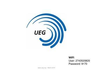 WIFI User: 2743520820 Password : 9170