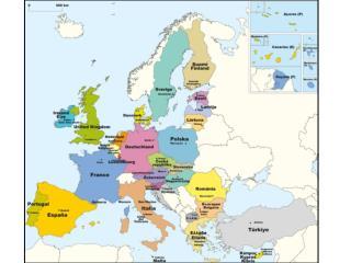 NOÇÃO DE EUROPA