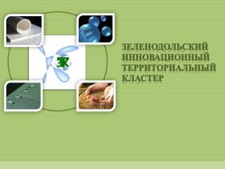 Зеленодольский  инновационный  территориальный  кластер