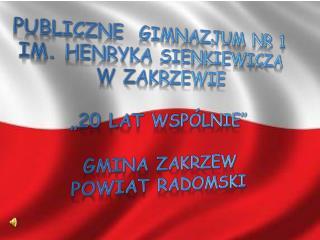Gmina Zakrzew