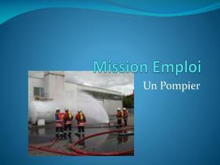 Mission  Emploi