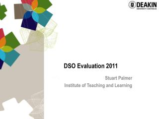 DSO Evaluation 2011