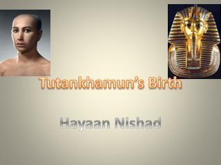 Tutankhamun's Birth