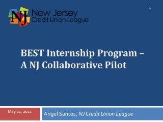 BEST Internship Program –  A NJ Collaborative Pilot