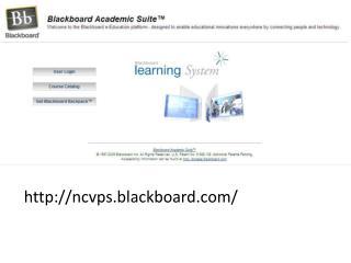 ncvps.blackboard/