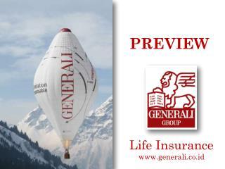 Life Insurance generali.co.id