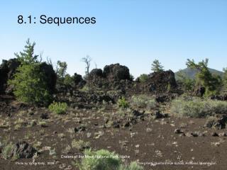 8.1: Sequences
