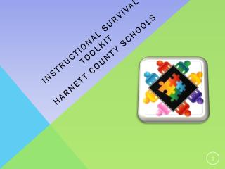 Instructional survival toolkit  Harnett County Schools