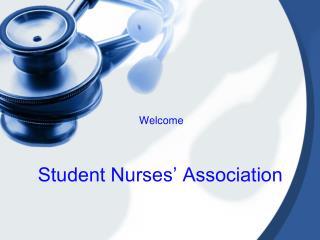 Student Nurses' Association