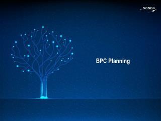 BPC Planning