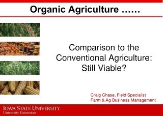 Organic Alfalfa Production