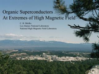 Organic Superconductors At Extremes of High Magnetic Field
