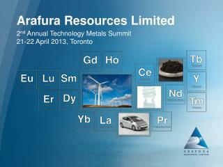Arafura Resources Limited