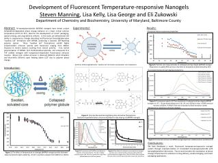 Development  of Fluorescent Temperature-responsive  Nanogels
