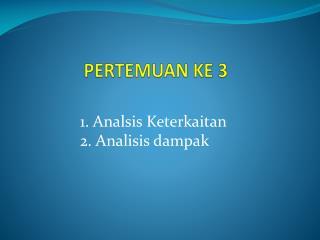 PERTEMUAN KE 3