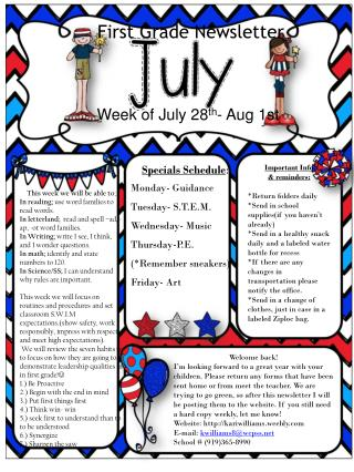 This week we will be able to ; In reading;  use word families to read words.