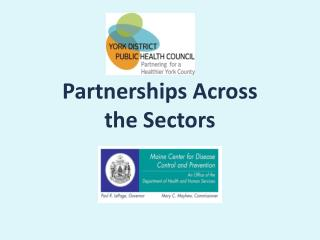 Partnerships Across  the Sectors