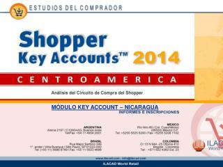 M�DULO KEY ACCOUNT � NICARAGUA