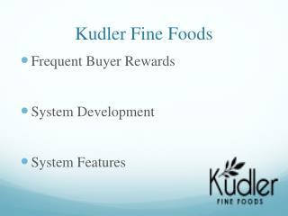 Kudler Fine Foods