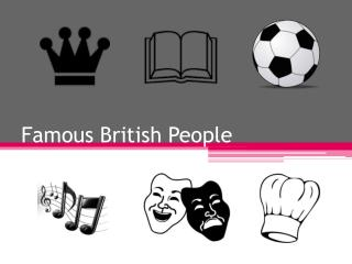 Famous British People