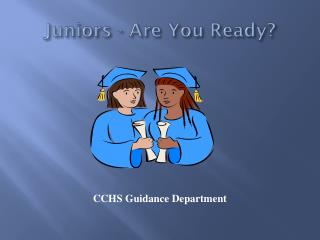 Juniors - Are You Ready?