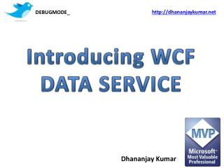 Introducing WCF  DATA SERVICE