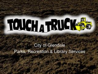 City of Glendale Parks, Recreation & Library Services