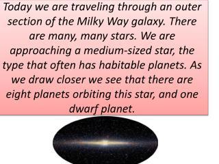 solar system visitors