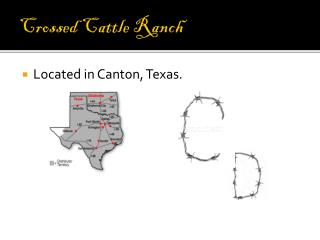 Crossed Cattle Ranch