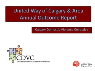 United Way of Calgary & Area Annual Outcome Report