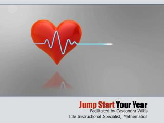 Jump Start  Your Year