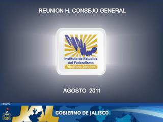 REUNION H. CONSEJO GENERAL
