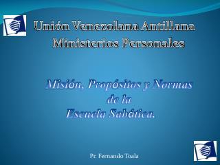 Unión Venezolana  A ntillana