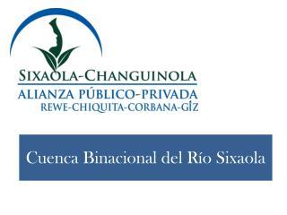Cuenca Binacional del Río Sixaola