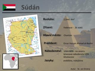 Súdán