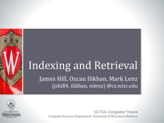 Indexing and Retrieval