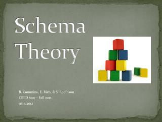 Schema  Theory